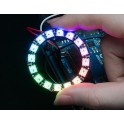 Adafruit NeoPixel Ring - 16 x WS2812 5050 RGB LED with integrated Drivers